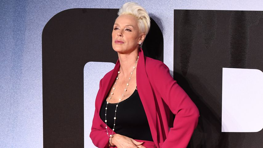 """Brigitte Nielsen bei der Premiere zu """"Creed II"""" im November 2018"""