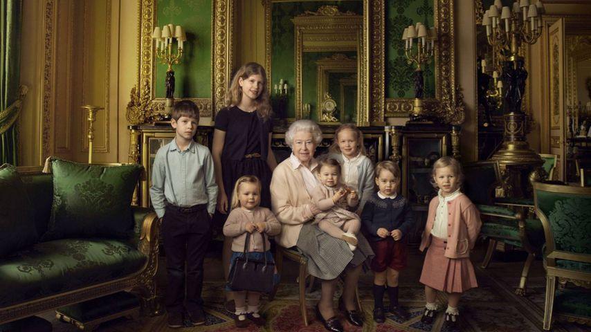 Die Queen als Model! Annie Leibovitz setzt sie in Szene