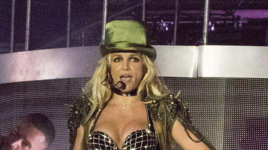 Rekord-Show: Britney Spears bringt Brighton Pride zum Kochen