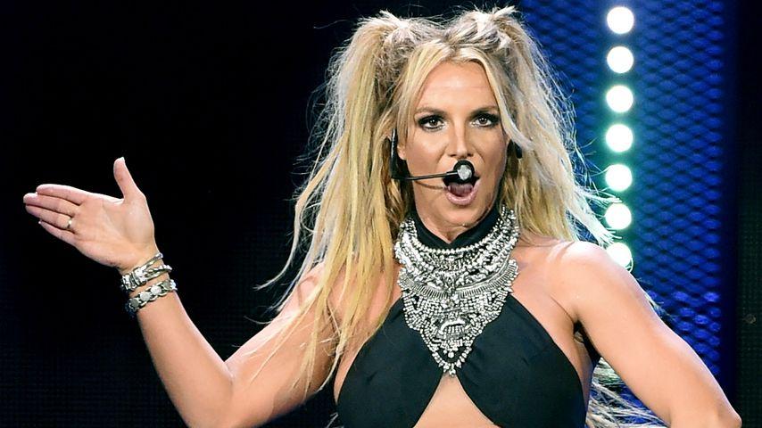 Britney Spears: Mega-Tanz-Patzer beim Apple Music Festival