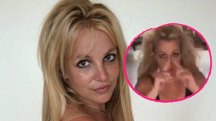 """""""Illuminati-Symbol"""": Neue Spekulationen um Britney Spears"""