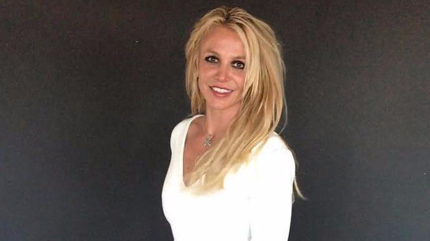 Verdächtiger Post: Ist Britney Spears zum 3. Mal schwanger?