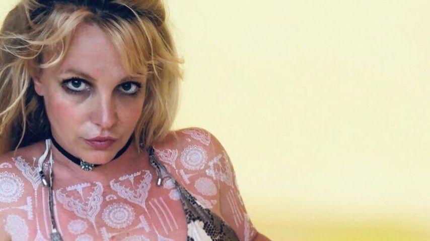 """Mit Henna-Bemalung: Britney Spears """"fordert Aufmerksamkeit"""""""