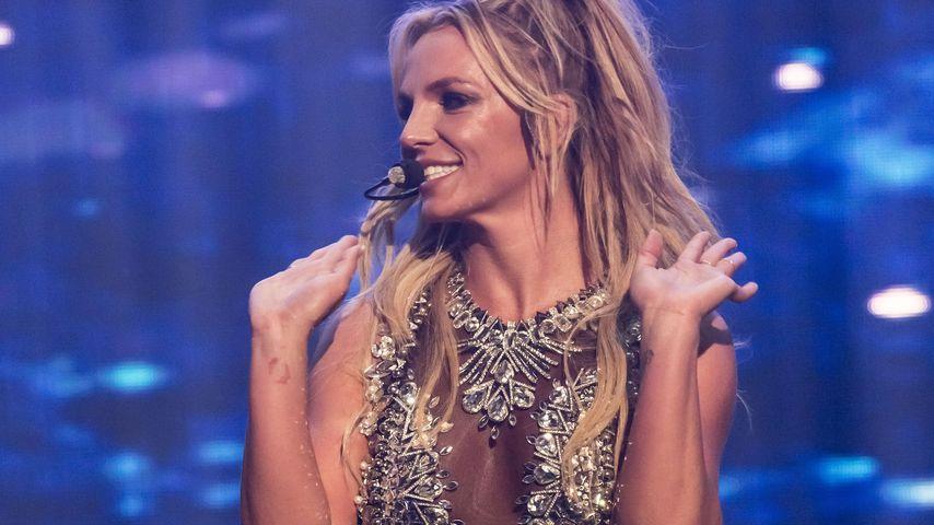 """Britney Spears in der britischen Talkshow """"The Jonathan Ross Show"""""""