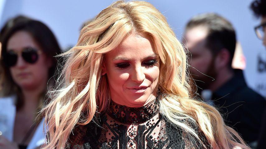 Britney Spears im Mai 2016