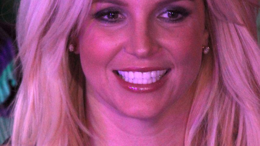 Startschuss für Britney Spears' Show in Las Vegas!