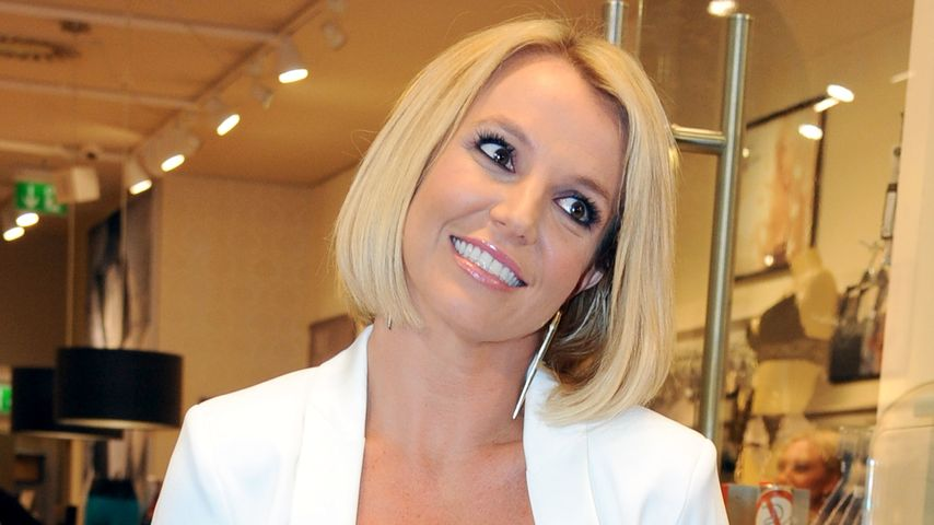 Verdammt happy! Britney Spears liebt Single-Leben