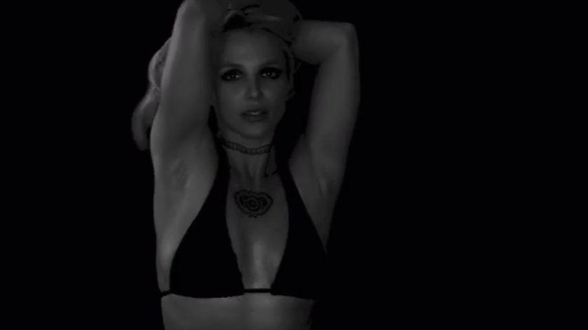 Mysteriöser Clip veröffentlicht: Britney so hot wie nie!