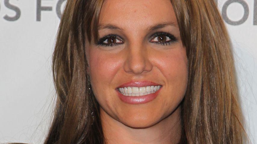 Britney Spears: Helferin der Armen!