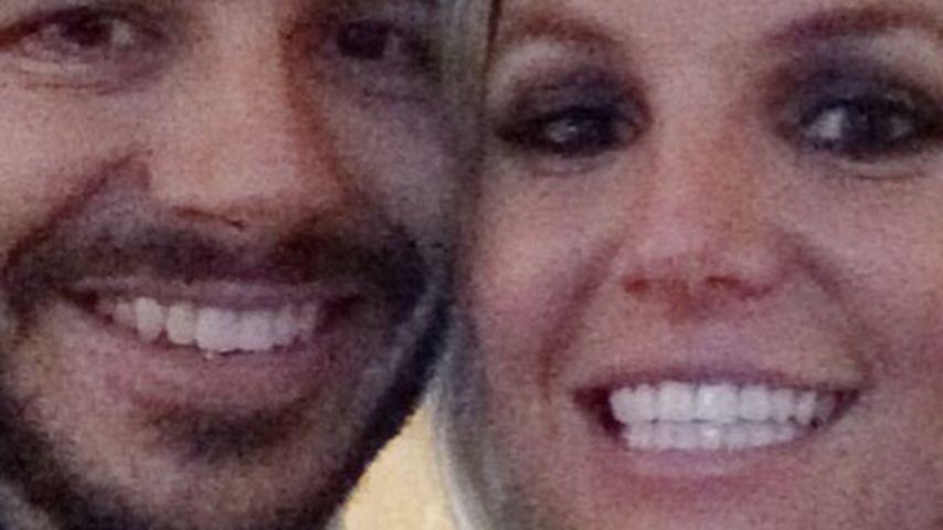 Britney Spears: 1. Liebes-Selfie mit ihrem Neuen
