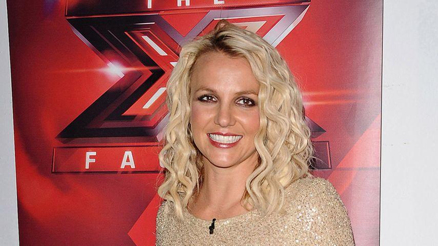 Offene Stelle: Was ist mit Britneys Füßen los?
