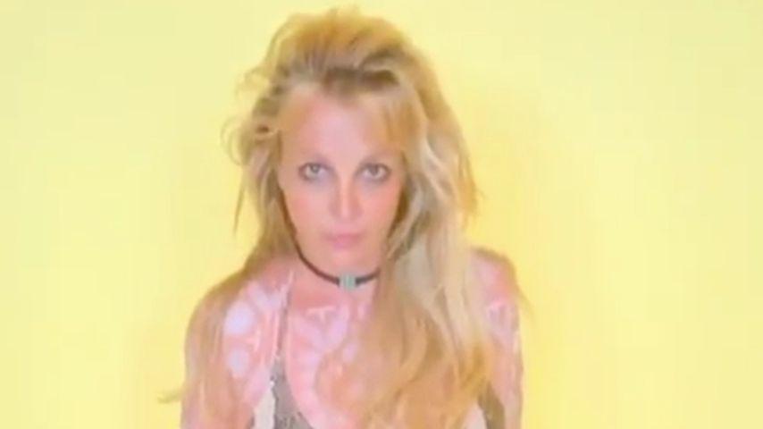 Britney Spears im Juli 2021