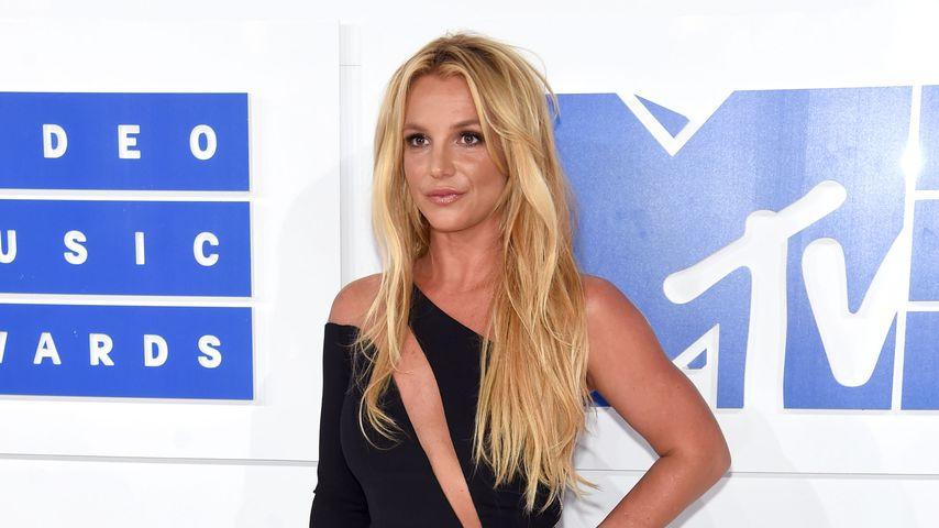Britney Spears bei den MTV Music Awards 2016