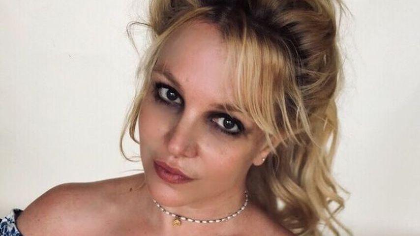 Britney Spears im März 2021