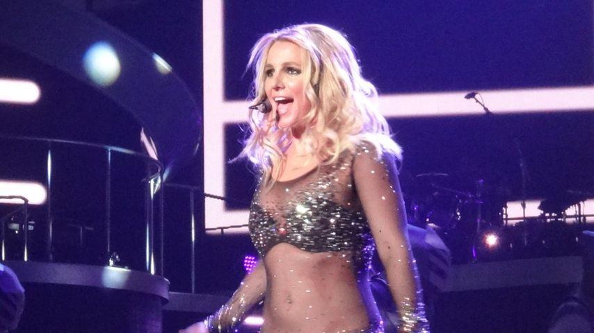 Nach 15 Jahren: Britney Spears beim Super Bowl