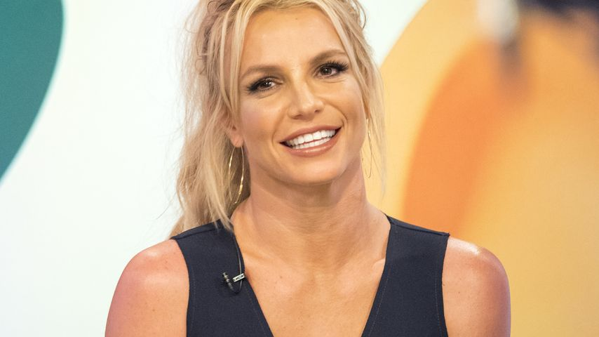 "Britney Spears in der britischen Talkshow ""Loose Women"""