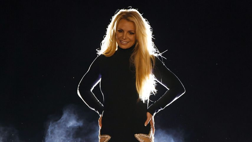 Britney Spears im Oktober 2018 in Las Vegas