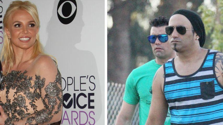 Liebes-Aus: Sucht Britney Spears bei IHM Trost?