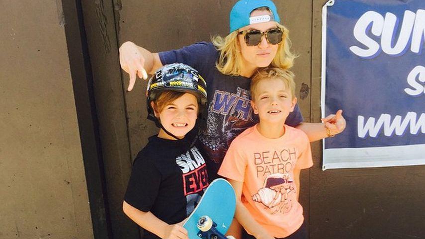 Britney Spears: Cooler Ausflug mit ihren Skater-Boys