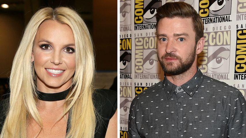 Britney Spears: Nimmt sie einen Song mit Ex Justin auf?