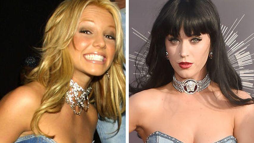 VMA-Style-Kopie: Das sagt Britney zu Katy Perry!