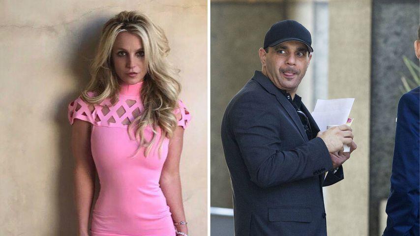 Britney Spears' Ex-Manager muss sich fünf Jahre fernhalten