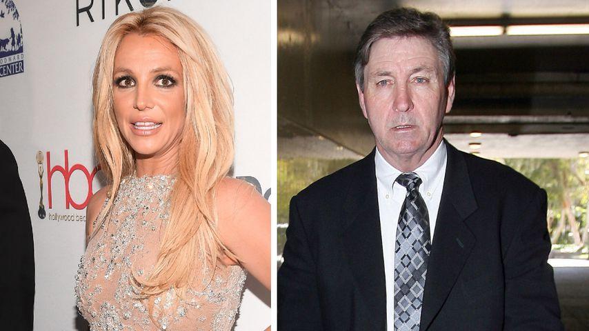"""""""Vormundschaftsmissbrauch"""": Britney Spears zeigt Vater an"""