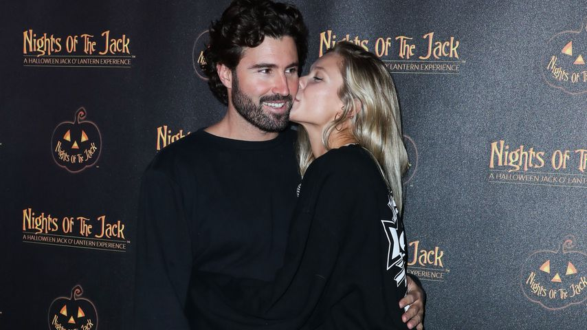 Brody Jenner und Josie Canseco