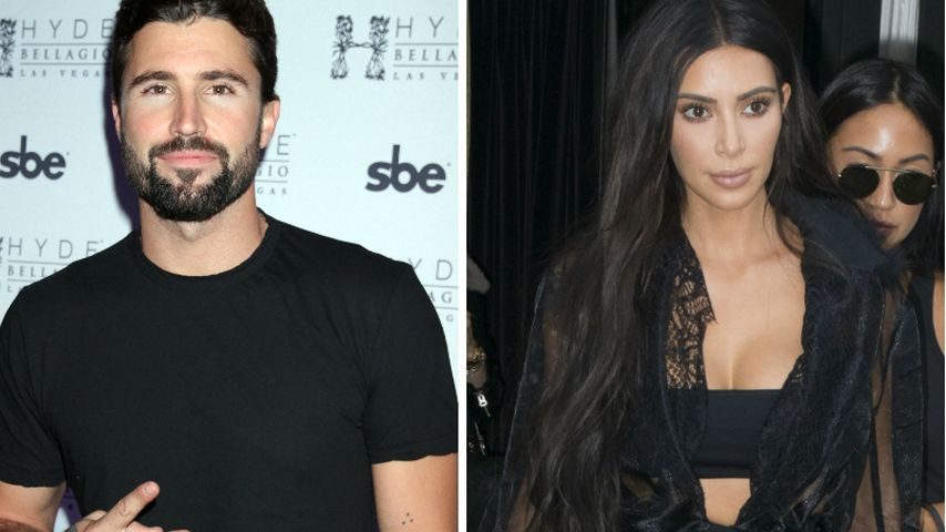 Trotz schlechtem Verhältnis: Brody Jenner kontaktierte Kim K