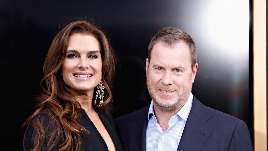 Brooke Shields und ihr Mann Chris Henchy