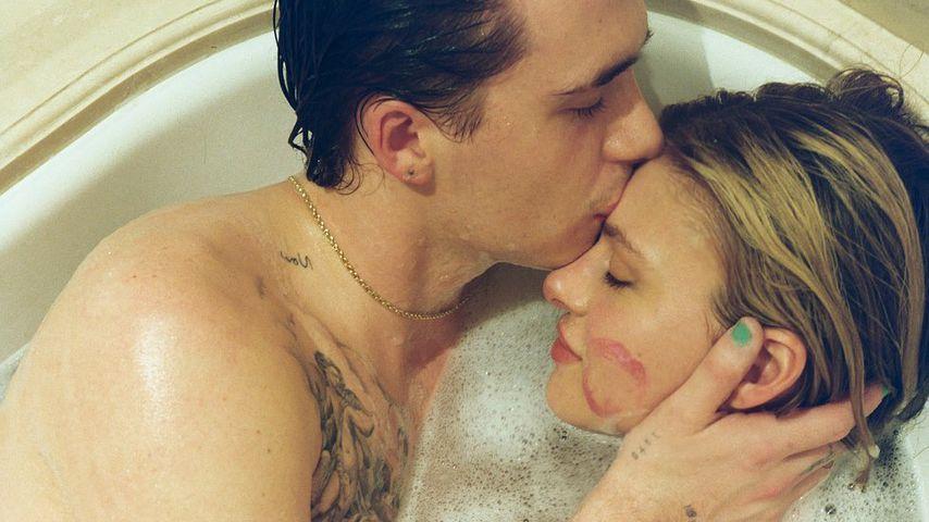 Brooklyn Beckham und Nicola Peltz im Oktober 2020