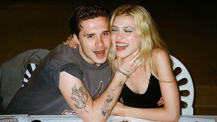 Brooklyn Beckham und Nicola Peltz im September 2020