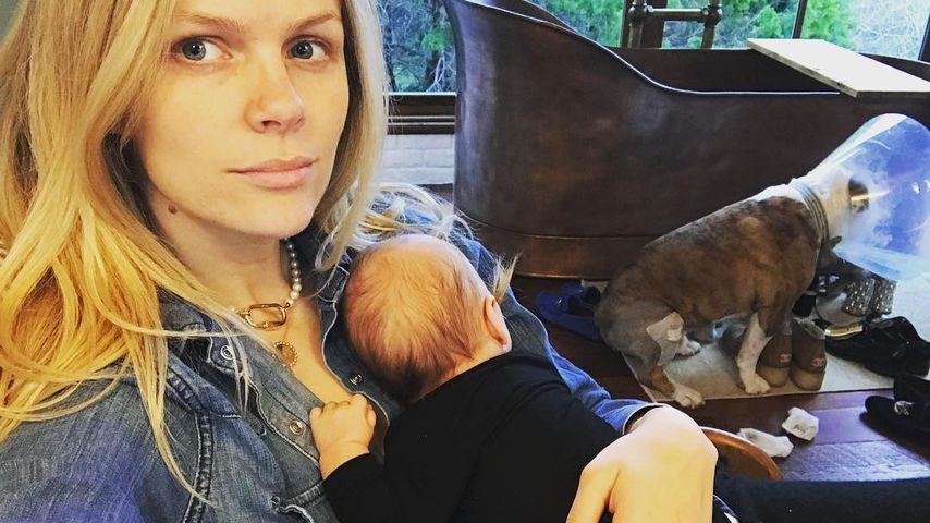 Baby ist da: Model Brooklyn Decker zum 2. Mal Mama geworden!