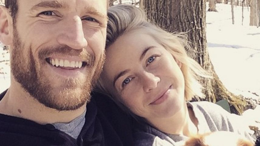 Julianne Hough und Brooks Laich