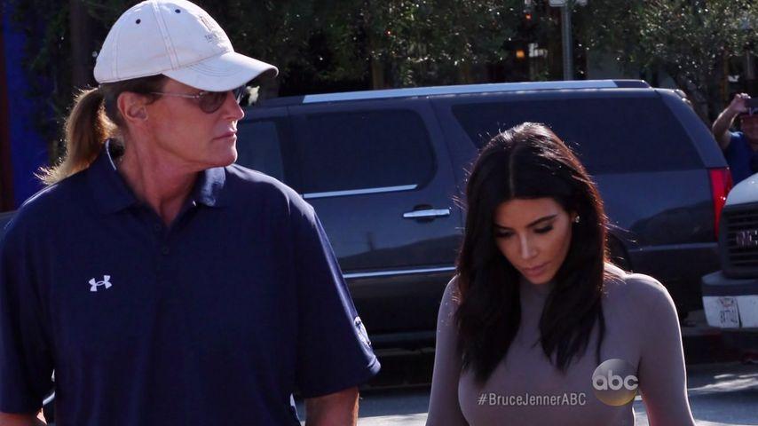 Offene Worte: So steht Kim Kardashian wirklich zu Bruce