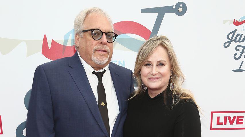 Bruce Singer und seine Frau Kelly Stone