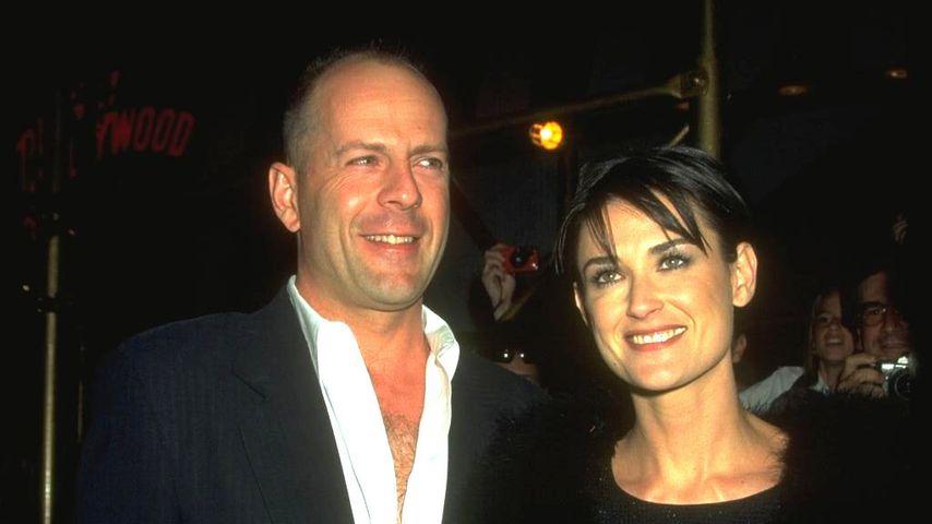 So schlimm war Trennung von Bruce Willis und Demi wirklich