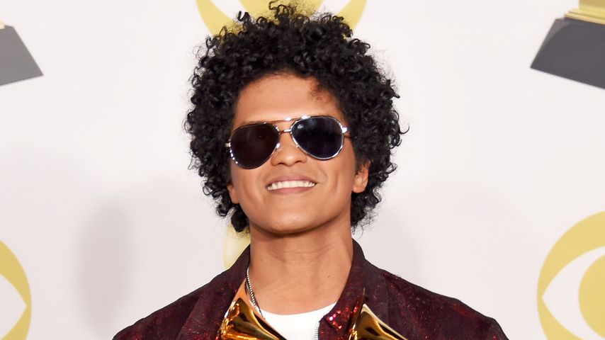 Bruno Mars bei den Grammy Awards 2018