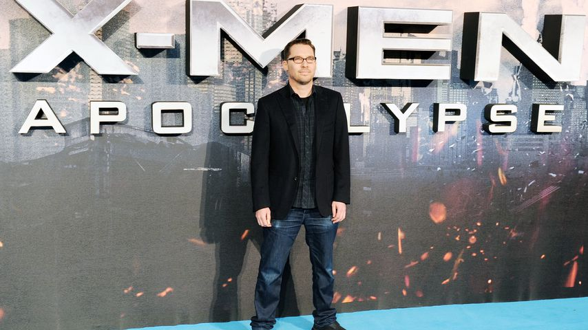"Bryan Singer, Global Fan Screening von ""X-Men"", London 2016"