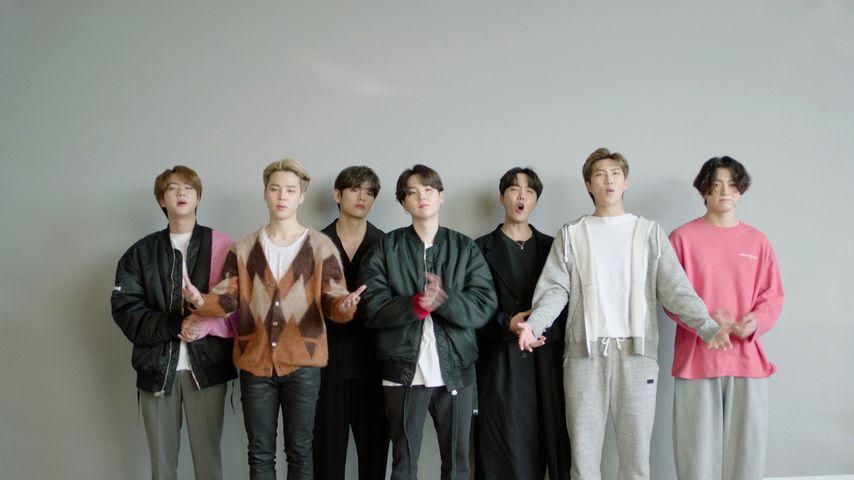 BTS bei den MTV EMAs 2020
