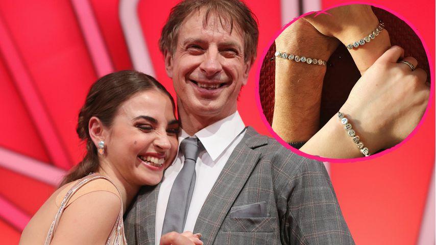 "Wie Gil: ""Let's Dance""-Ekat schenkt Ingolf Team-Armband!"