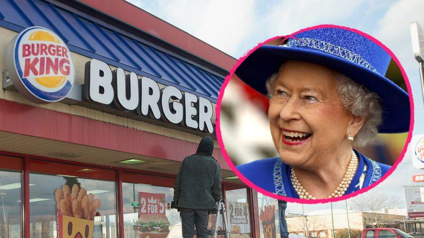 Elizabeth II. zu Ehren: Burger King wird zu Burger Queen!
