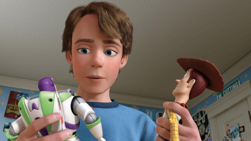 """""""Toy Story 4""""-Trailer: Andy seit 24 Jahren nicht gealtert?"""