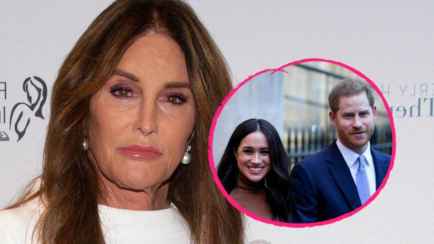 Laut Caitlyn Jenner suchen Meghan und Harry Haus in Malibu