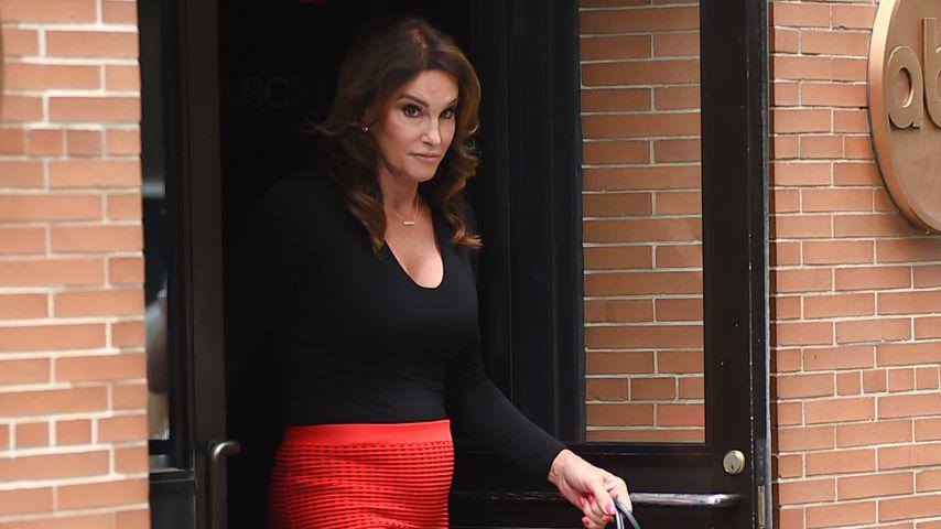 "Caitlyn Jenner in den ""ABC-Studios"" im Juli 2017 in New York City"
