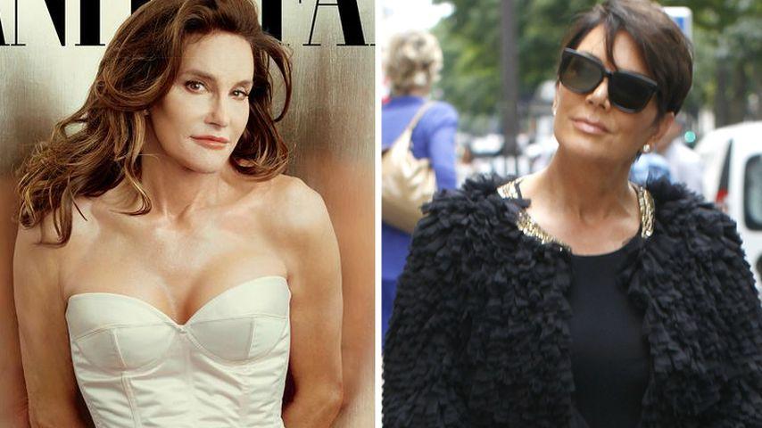 """Caitlyn Jenner: """"Die Zeit mit Kris war wunderschön!"""""""