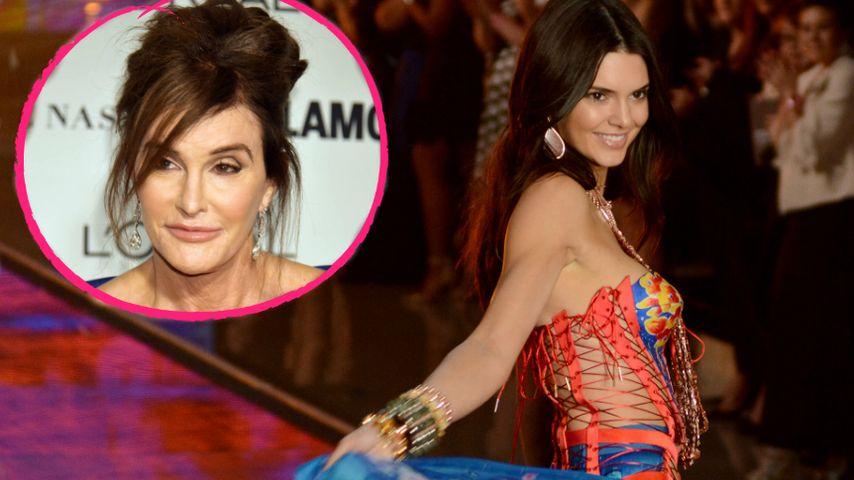 VS-Verbot: Schämt sich Kendall Jenner für Papa Caitlyn?