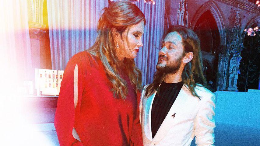 Bei Life Ball: Riccardo Simonetti flirtet mit Caitlyn Jenner