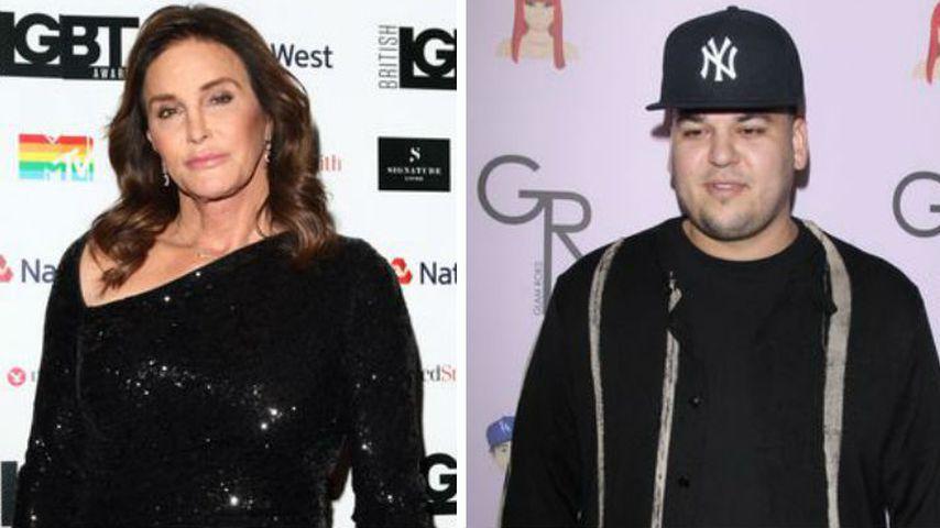 Nach Blac-Chyna-Beef: Caitlyn Jenner disst Stiefsohn Rob!