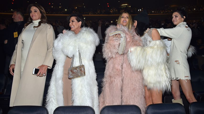 Family-Xmas: Khloe und Kim K. luden Caitlyn Jenner fast aus